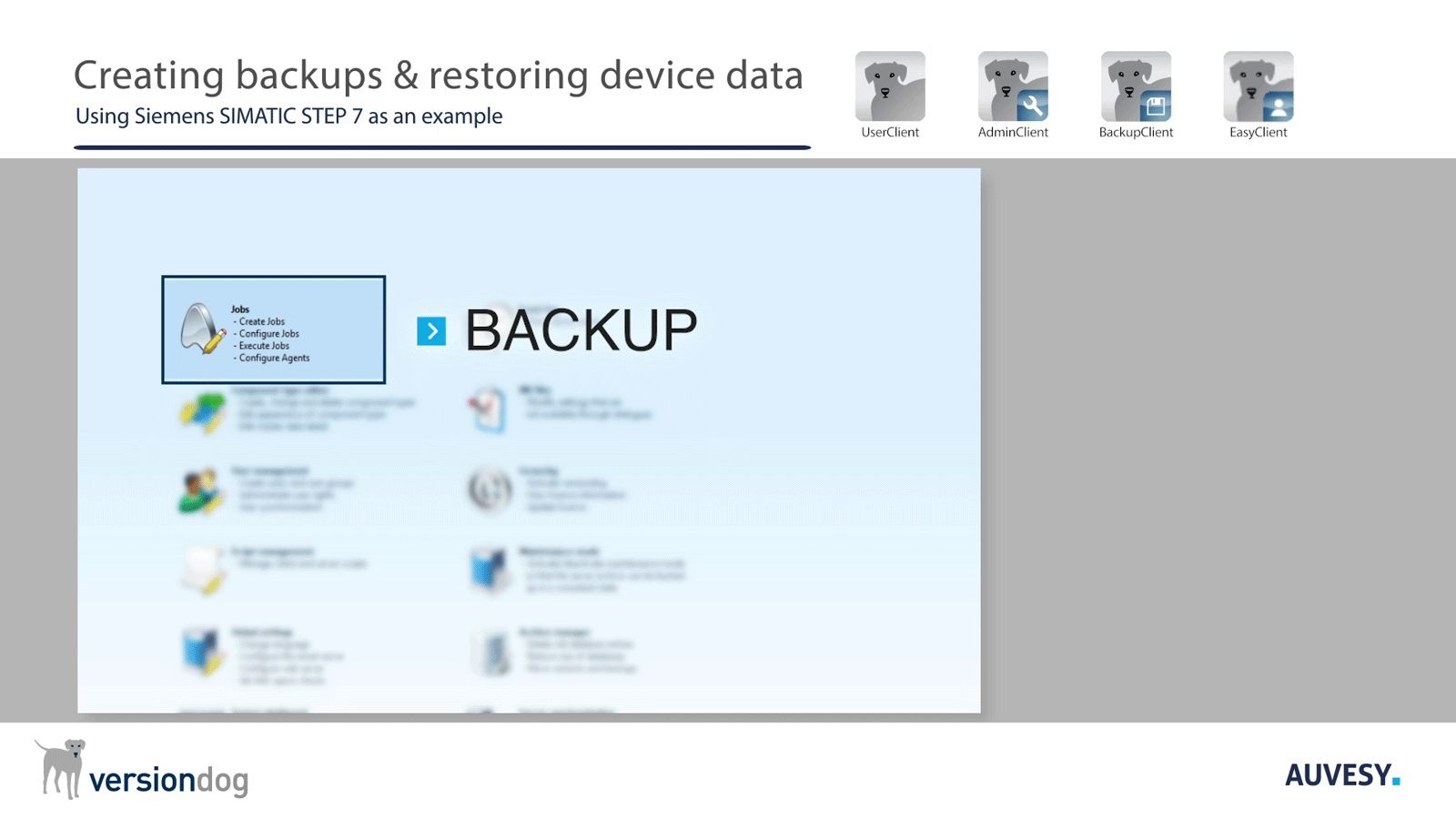 AcuSYS Software Solutions (Pty) Ltd - PLC backup, version